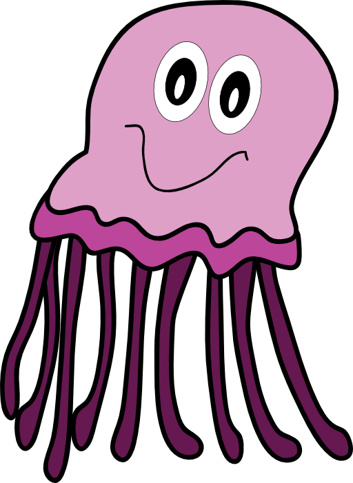 Jellyfish clipart #17, Download drawings