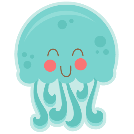 Jellyfish svg #124, Download drawings