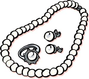Jewelry clipart #20, Download drawings