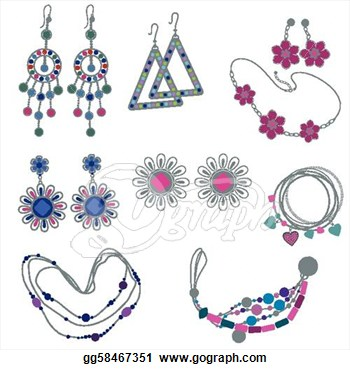 Jewelry clipart #16, Download drawings