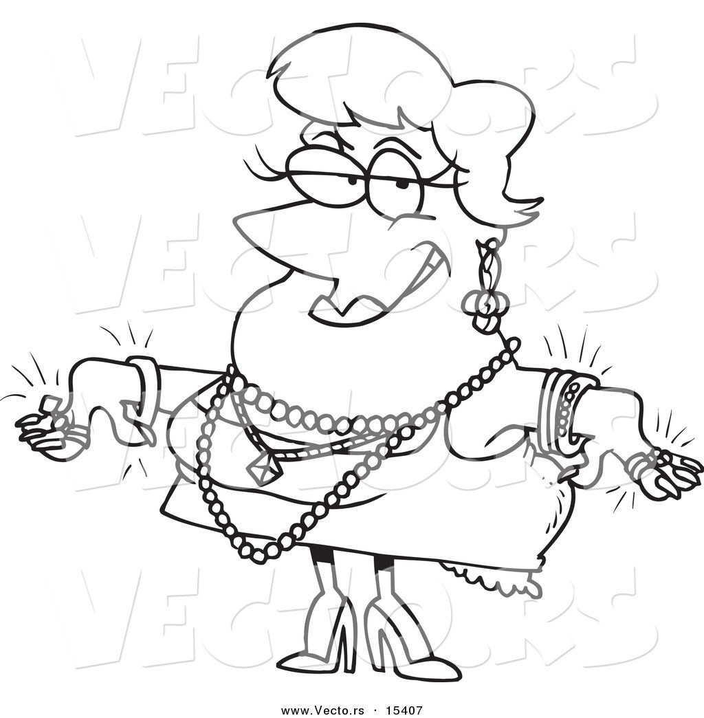 jewlery coloring pages - photo#35