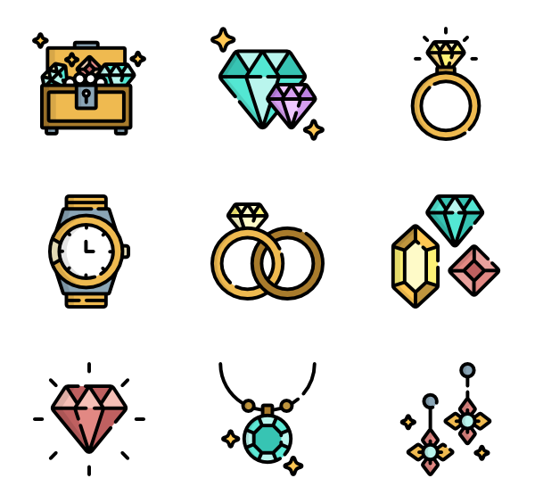 Jewelry svg #12, Download drawings