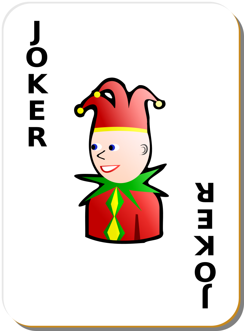 Joker clipart #8, Download drawings