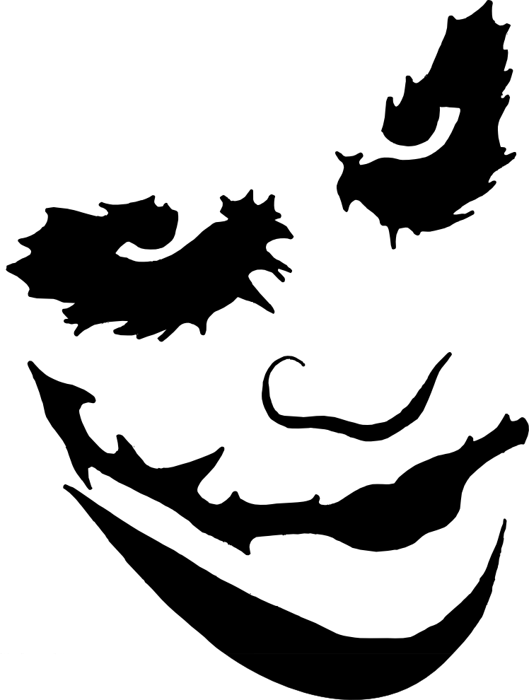 Joker svg #126, Download drawings