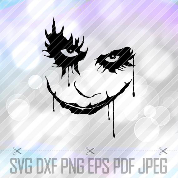 Joker svg #129, Download drawings