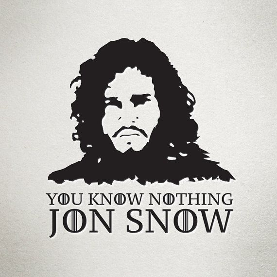 Jon Snow svg #17, Download drawings