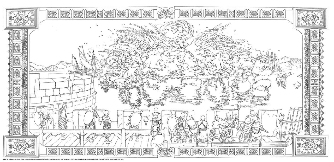 Jon Snow coloring #2, Download drawings