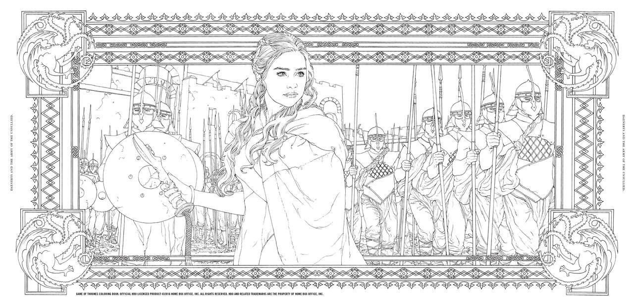 Jon Snow coloring #1, Download drawings