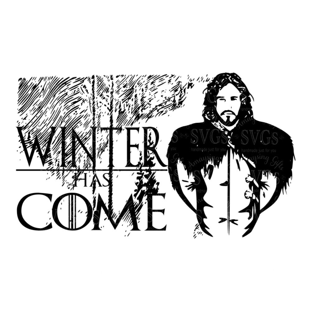 Jon Snow svg #13, Download drawings