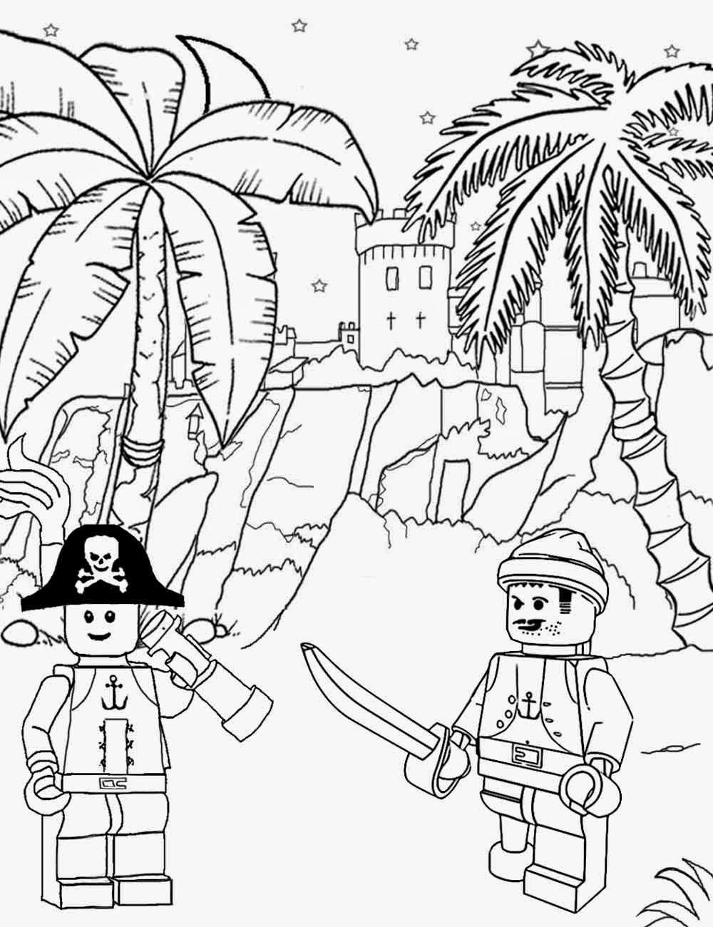 Jonhs Island coloring #3, Download drawings