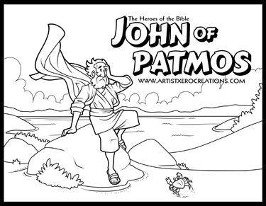 Jonhs Island coloring #5, Download drawings