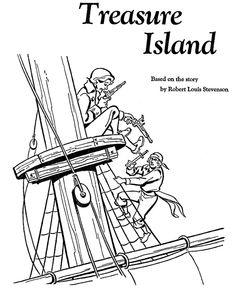 Jonhs Island coloring #6, Download drawings