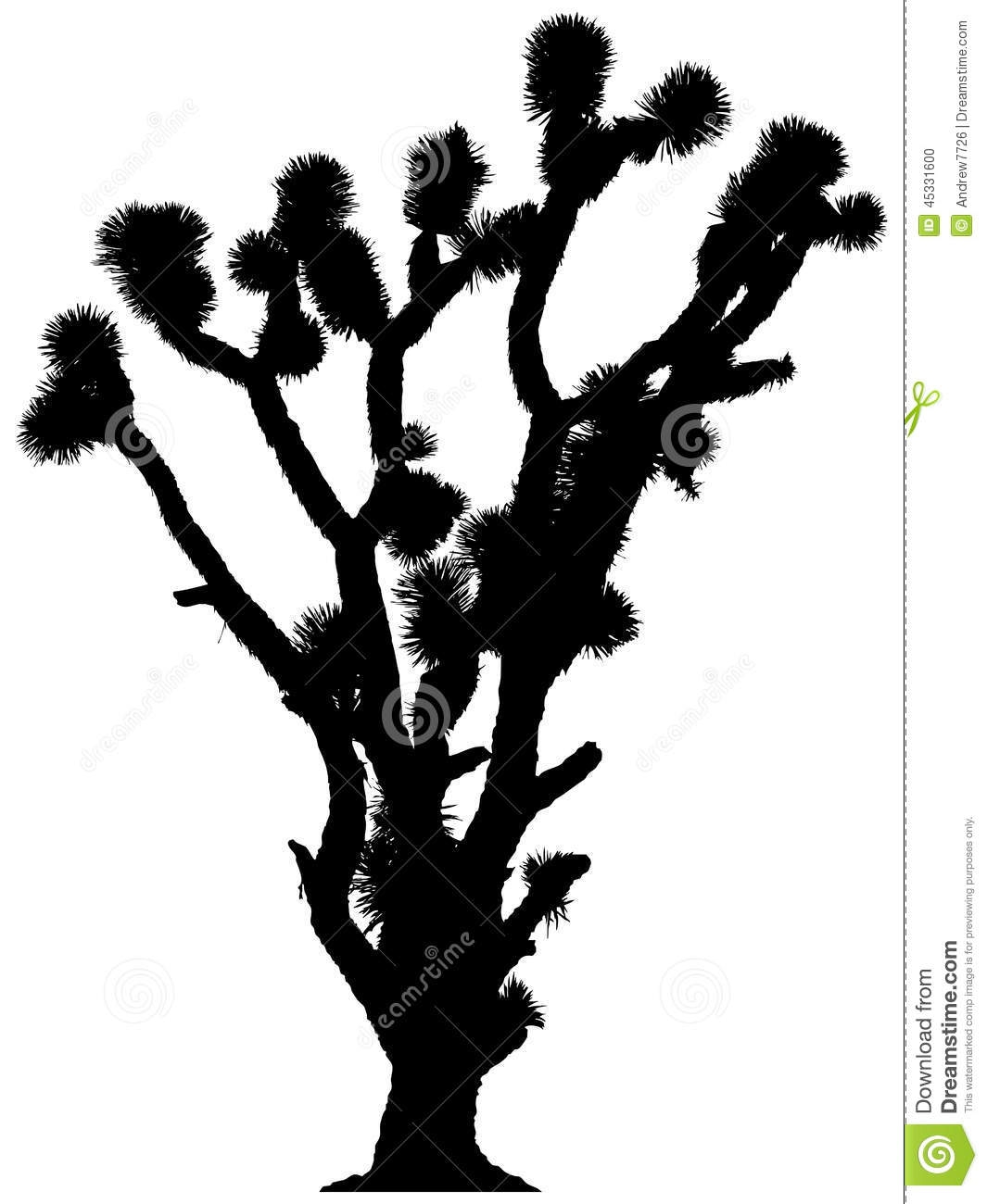 Joshua Tree clipart #16, Download drawings
