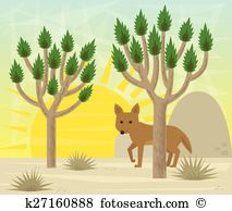 Joshua Tree clipart #4, Download drawings