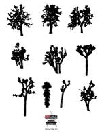Joshua Tree clipart #7, Download drawings