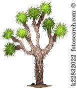 Joshua Tree clipart #20, Download drawings