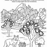 Joshua Tree National Park coloring #19, Download drawings