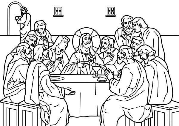Judas coloring #14, Download drawings