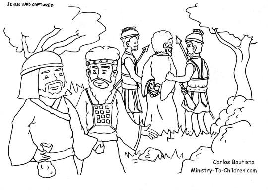 Judas coloring #18, Download drawings
