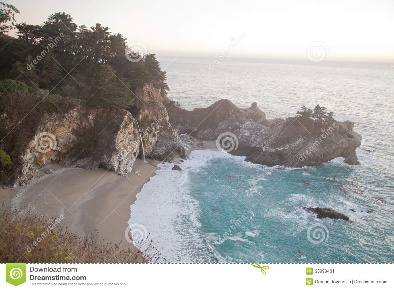 Julia Pfeiffer Burns State Park clipart #20, Download drawings