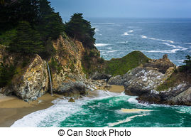 Julia Pfeiffer Burns State Park clipart #9, Download drawings