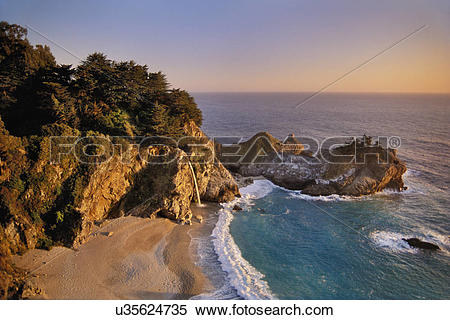 Julia Pfeiffer Burns State Park clipart #1, Download drawings
