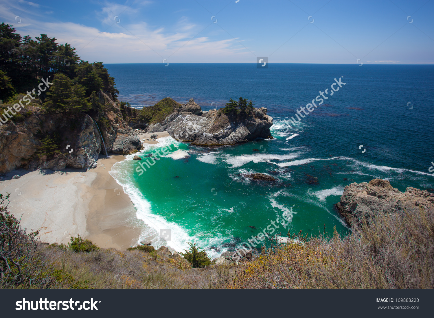 Julia Pfeiffer Burns State Park clipart #14, Download drawings