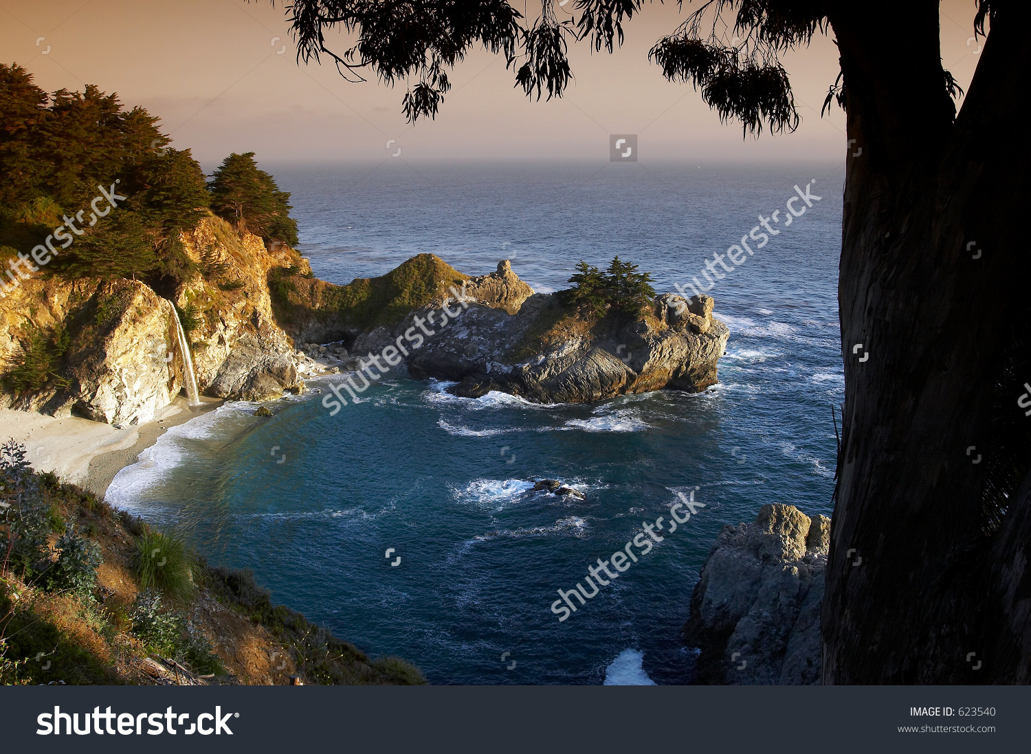 Julia Pfeiffer Burns State Park clipart #16, Download drawings