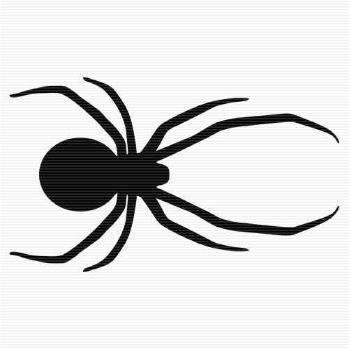 Jumping Spider clipart #1, Download drawings