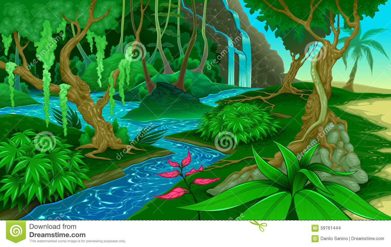 Jungle clipart #16, Download drawings