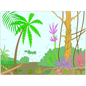 Jungle clipart #17, Download drawings