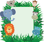 Jungle clipart #2, Download drawings