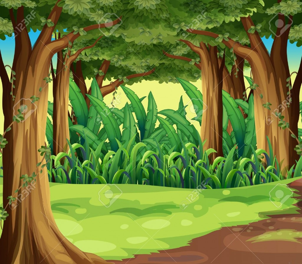 Jungle clipart #14, Download drawings