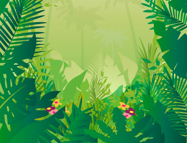 Jungle clipart #4, Download drawings