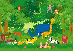 Jungle clipart #10, Download drawings