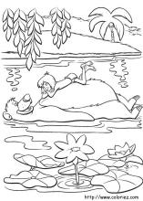 Jungle coloring #11, Download drawings