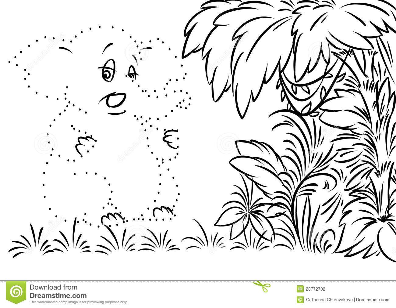 Jungle coloring #13, Download drawings