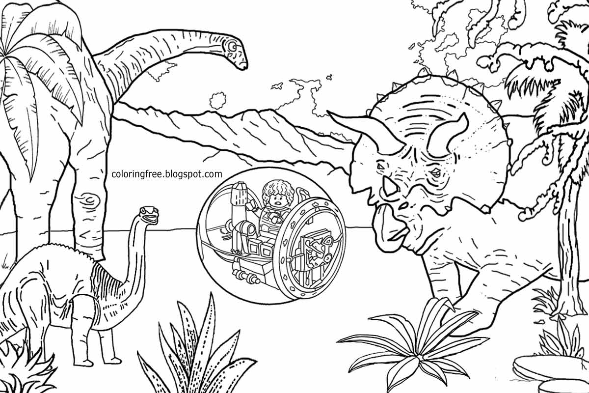 Jurassic Coast coloring #17, Download drawings
