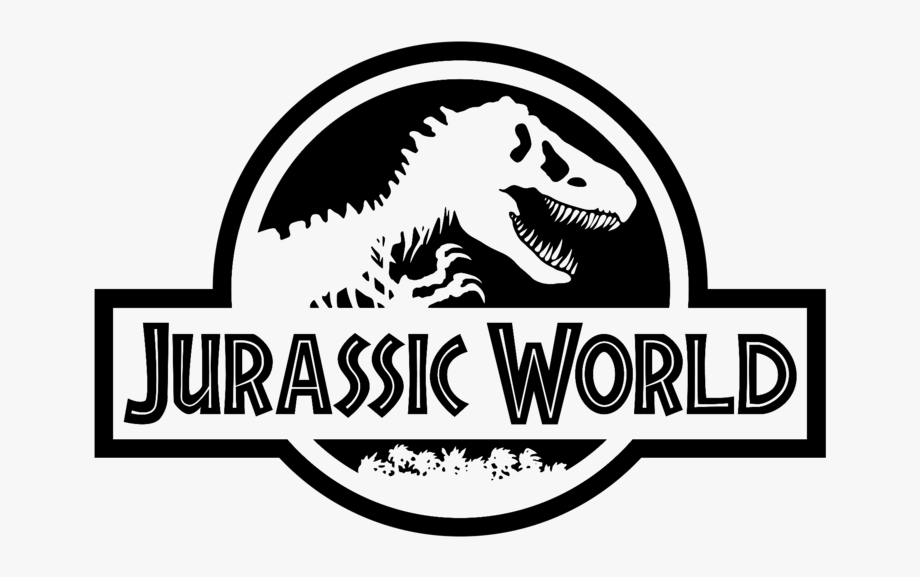 jurassic park logo svg #563, Download drawings
