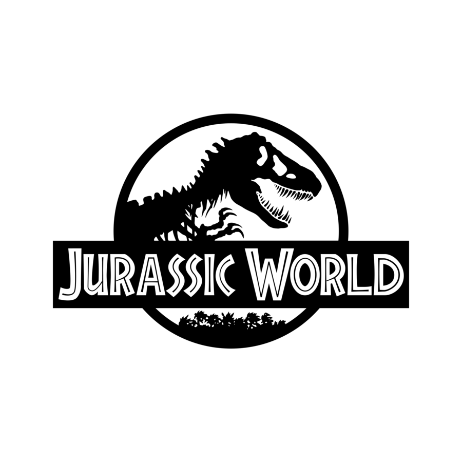jurassic park logo svg #542, Download drawings