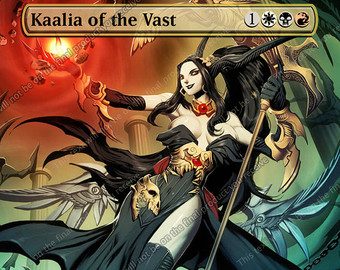 Kaalia Of The Vast svg #19, Download drawings