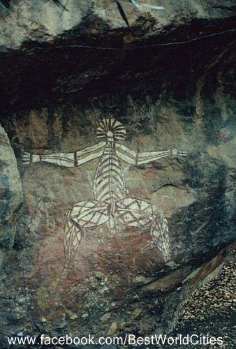 Kakadu National Park coloring #8, Download drawings