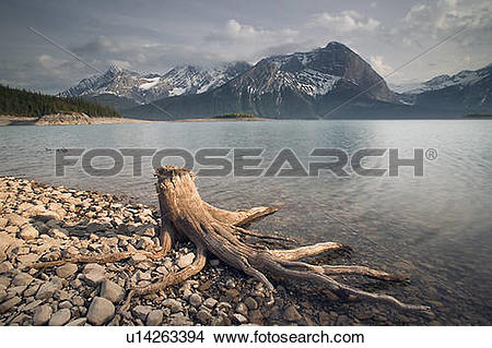 Kananaskis Lakes clipart #1, Download drawings