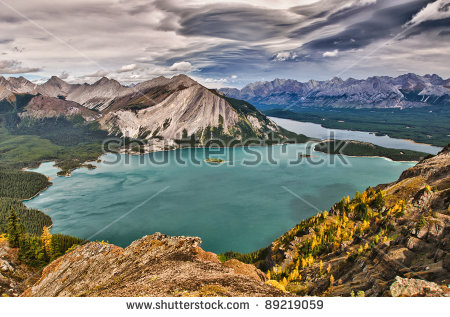 Kananaskis Lakes clipart #11, Download drawings