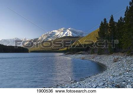 Kananaskis Lakes clipart #12, Download drawings