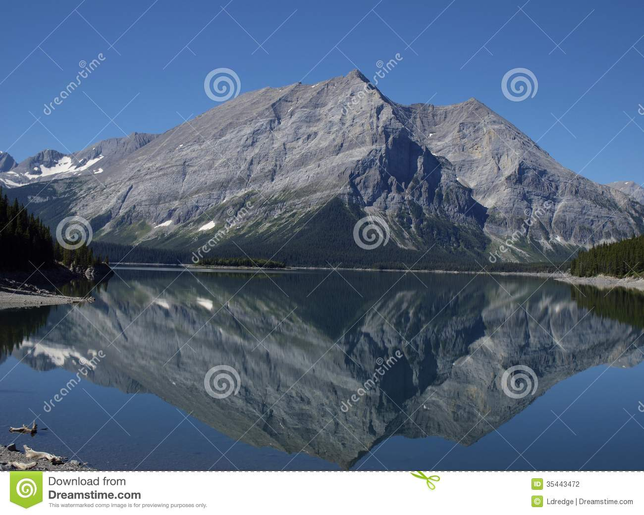 Kananaskis Lakes clipart #14, Download drawings