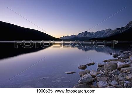 Kananaskis Lakes clipart #3, Download drawings