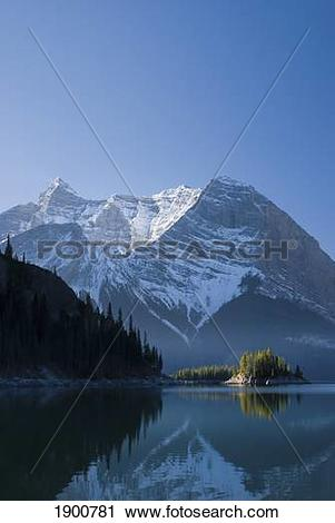 Kananaskis Lakes clipart #2, Download drawings