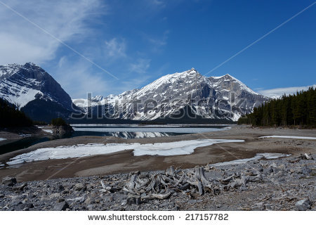 Kananaskis Lakes clipart #7, Download drawings