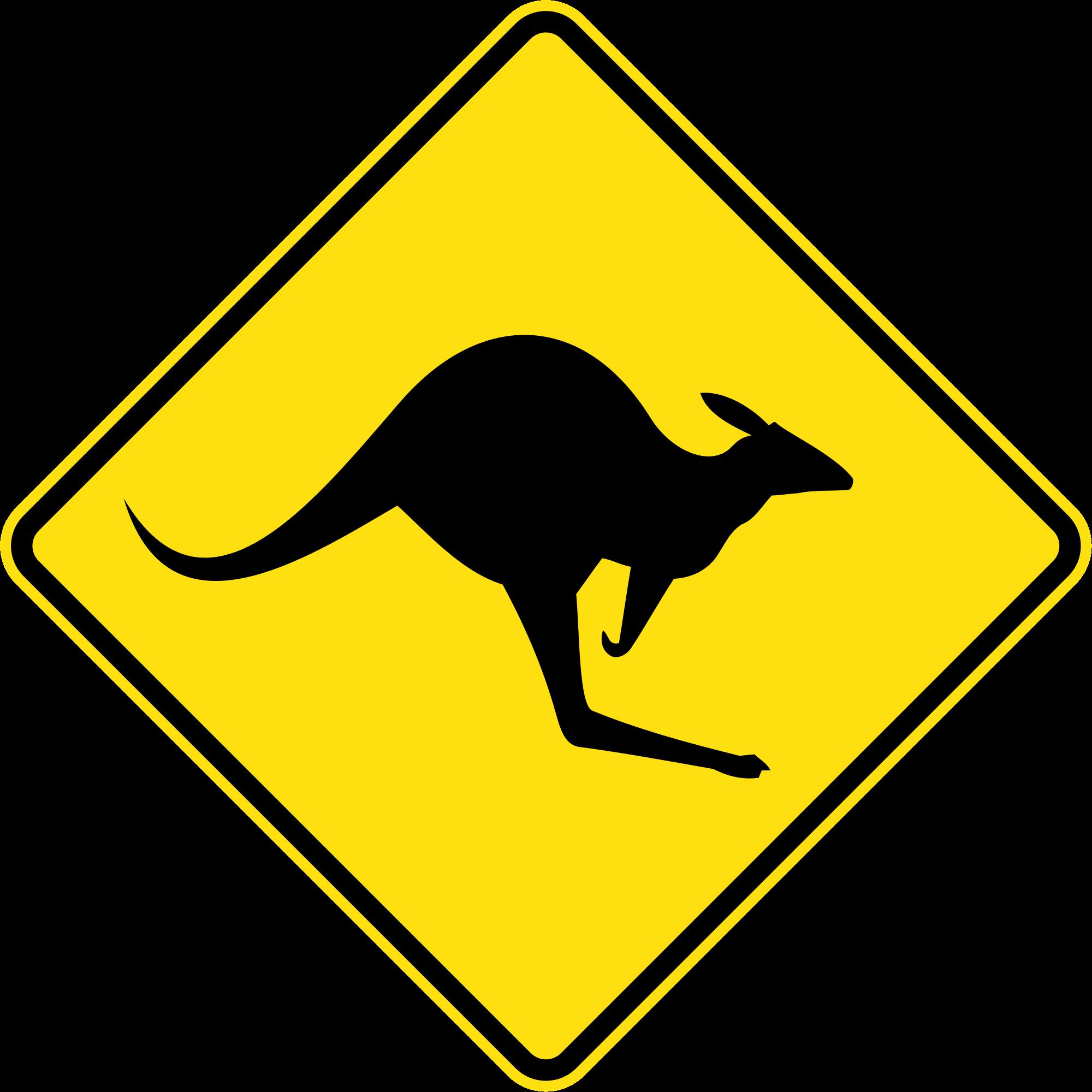 Kangaroo svg #17, Download drawings